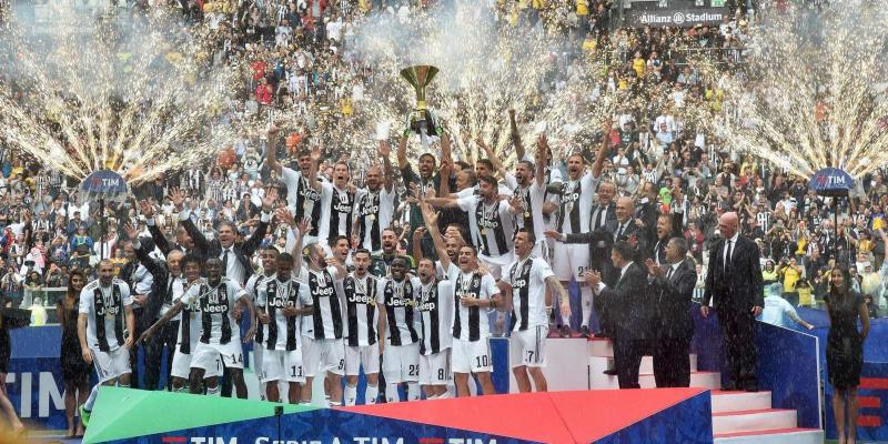 MASTER GROUP SPORT REWARDS SERIE A AND SERIE B CHAMPIONS
