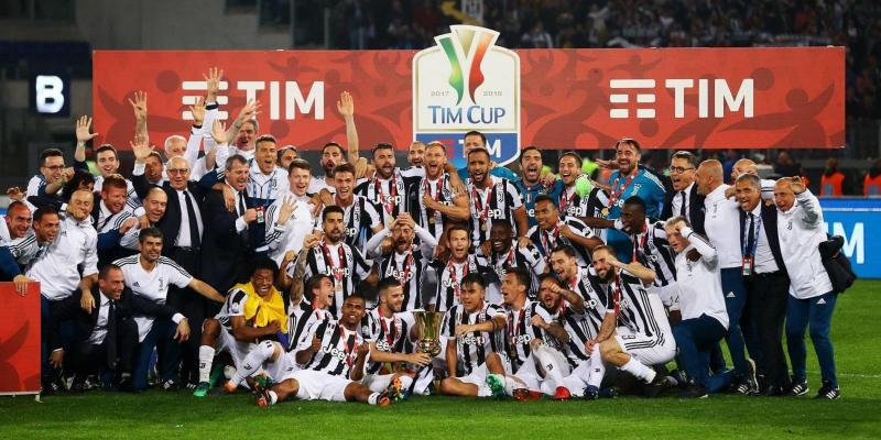 TIM CUP 2017/18: OLIMPICO SOLD OUT E ASCOLTI RECORD PER LA FINALE