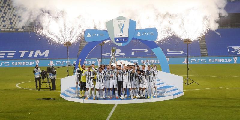 PS5 SUPERCUP: UN ALTRO GRANDE SUCCESSO AL FIANCO DI REGIONE EMILIA ROMAGNA E LEGA SERIE A
