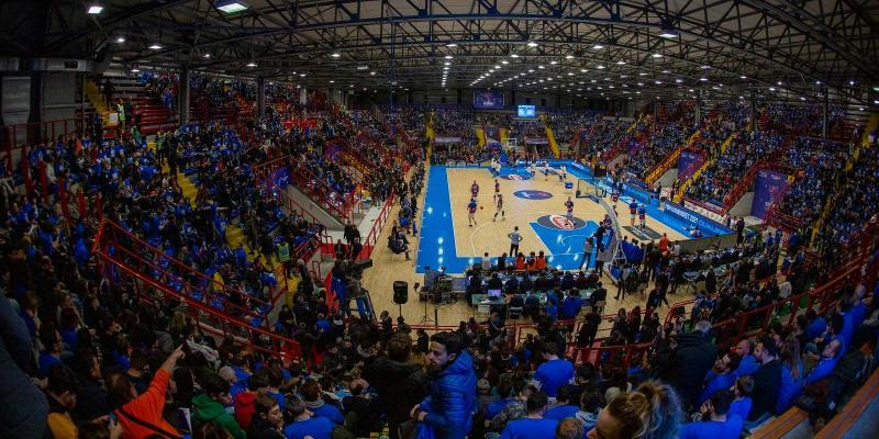 IL CAMMINO VERSO FIBA EUROBASKET 2021 PARTE DA NAPOLI. PALABARBUTO SOLD OUT PER L'ITALBASKET