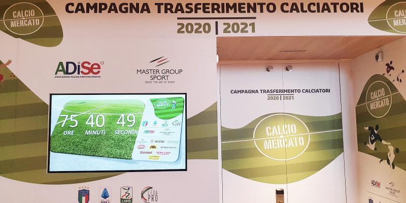 UN CALCIOMERCATO 2021 SOSTENIBILE E IN SICUREZZA