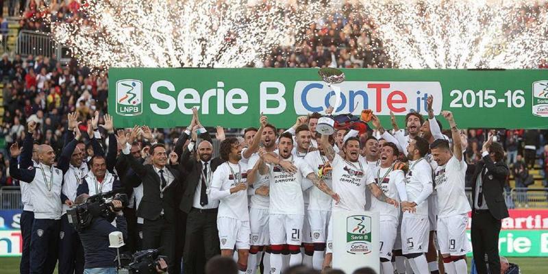 SERIE B 2015/16: MGS AL FIANCO DI LEGA SERIE B PER LE PREMIAZIONI DI...