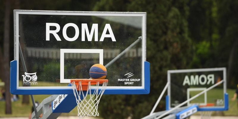 3X3 ITALIA FIP CIRCUIT: SPETTACOLO PER L'OPENING TOURNAMENT A ROMA